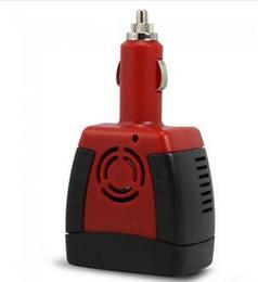 Wholesale Inverter 5v - 150W Car Power Inverter 12V DC to AC 220V USB Port 5V Adapter Convertor New