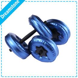 equipamento de ginástica gratuito Desconto Frete grátis por atacado! Na venda melhor venda de água cheia haltere equipamentos de ginástica muscular produtos de construção