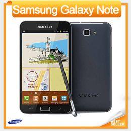 Wholesale Dual Gsm - Samsung Galaxy Note N7000 E160S K L Mobile Phone 5.3'' 8MP Camera 16GB Storage GSM 3G Unlocked Original Cell phone Refurbished