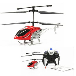 Wholesale Avatar Metal Gyro 4ch - by DHL or EMS 50 pieces New Version Avatar F103 4CH Channel IR 2.4Ghz Remote Control Mini Metal RTF RC Helicopter LED Gyro