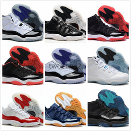 Wholesale Womens Discount Basketball Shoes - 11 Velvet Heiress Red Black Mens Womens Basketball Shoes Sneakers Athletics Sports Shoes Discount Sports Women Mens Basketball Shoes
