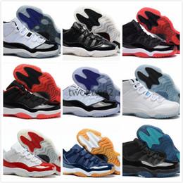 Wholesale Velvet Fur - 11 Velvet Heiress Red Black Mens Womens Basketball Shoes Sneakers Athletics Sports Shoes Discount Sports Women Mens Basketball Shoes
