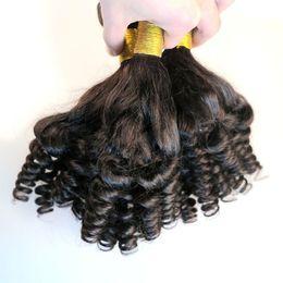 Wholesale Skin Hair Wefts - Brazilian hair weaves Human hair bundles Brazilian Funmi Wefts 8-34inch Unprocessed Indian Malaysian Peruvian Dyable Hair Extensions