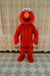 Wholesale Wholesale Party Mascot Costumes - Easter Blue Frog and Red Frog Mascot Costume Performance Clothing Cartoon Adult Size Fancy Dress Party Carnival Costume Free Shipping