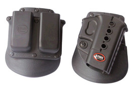 Wholesale Double K - Fobus Evolution Holster RH Paddle GL-2 ND For Glock 17 19 22 23 27 31 32 34 35 6900RP Double Mag Pouch Glock 9& 40 H&K 9&40
