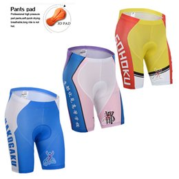 Wholesale Blue Bike Pedal - Wholesale-2015 Yowamushi Pedal Sohoku cycling shorts bicicleta shorts men's bicycle shorts hombre mountain bike sportsman equipaciones