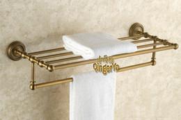 Porte-serviettes en cuivre en Ligne-Serviette en cuivre antique C serviette porte-serviettes suspendu porte-serviettes matériel de salle de bains pendentif A901