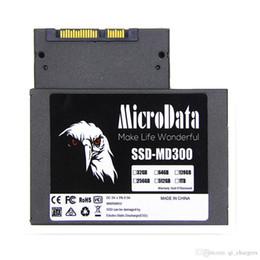 """Wholesale Hard Disk Internal Sata - 120GB SSD MicroData MD300 6GB s SATA III HDD Disc Internal Solid State Drive HD SSD 2.5 """" MLC Hard Drive Disk 128GB"""