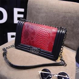 Wholesale Ladies Bags Chains - Wholesale Brand Bag Wallet For Women Autumn Winter Fashion Ladies Designer Handbags Luxury Brand High Quality Shoulder Bags Crossbody Bags