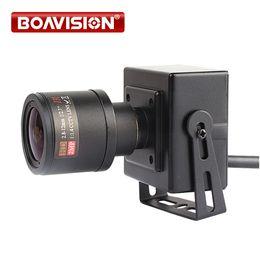 Wholesale Mobile Mp - 1.0MP Mini IP Camera ONVIF 2.8-12mm Manual Varifocal 4X Zoom Lens Security Surveillance CCTV Camera IP 720P Mobile View