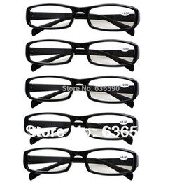5 pares Unbreakable Black o Tortoiseshell para mujer Gafas de lectura duraderas Gafas Lentes de largo alcance Fuerza de +1.00 a +4.0 desde fabricantes