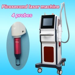 Wholesale Tattoo Removal Tools - 2018 newest tech picosecond nd yag Laser Freckle Tattoo Removal Mole Removal Tool Dark Spot Remover equipment picosecond 2000w free shipment