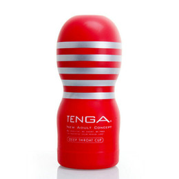 "Wholesale Fake Sex Toys - TENGA Pocket Pussy TOC-101 Deep Throat ""Standard Edition"", Sex Cup TENGA Masturbators, Sex Toys Fake Pussy q1106"