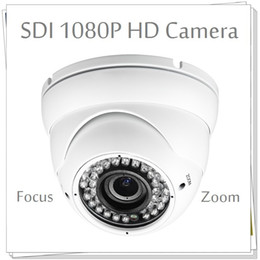 Wholesale HSD8005 Mega Pixel ZA20S10 DM8600 Sensor Waterproof Camera P CCTV Camera For HD SDI OutDoor Camera