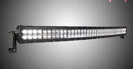 Wholesale Cheap Car Led Bulbs - cheap ship 288W 50 inch led light bar 96pcs*3w led light bulb 12v Work lamp led bar work light 6000K car work light