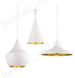Wholesale Tom Dixon Beat Pendant Lights - 3pcs Modern TOM Dixon Beat Light Pendant Lamp Ceiling Lighting Fixture