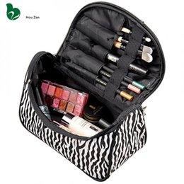Wholesale Necessaire Makeup - 10pcs Necessaire Beautician Vanity Neceser Toiletry Travel Women Beauty Makeup Make Up Case Storage Pouch Organizer Cosmetic Bag