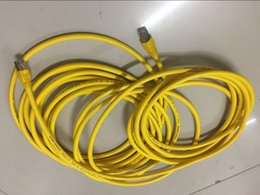 Wholesale English Netting - Lan Cable For BMW ICOM Lan Cable Diagnostic Device Car Net Cable I-COM A2 Auto Diagnostic & Programming Scanner Connect free shipping