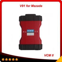 Wholesale Vcm Ii - 2016 Professional for Mazda VCM II VCM 2 V91 IDS for Mazda Diagnostic System High quality free shipping