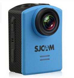 Wholesale Wholesale Raw Gold - 10pcs--2017 Original SJCAM M20 Action Camera Sport SJ Cam Underwater 4K Wifi Gyro Mini Camcorder 2160P HD 16MP With RAW Format Waterproof DV