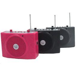Wholesale Good Teachers - Portable speaker Amplifier with Wired Microphone Loudspeaker Mini Speaker for Teacher Teacher's good helper in class