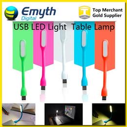 2019 xiaomi usb led lamp Xiaomi USB Éclairage Port USB Lampe de table LED Mini USB Utilisation de la lumière LED pour la banque d'alimentation de l'ordinateur Port USB flexible et pratique promotion xiaomi usb led lamp