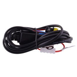 Wholesale Drl Led Off - Wholesale-Car LED Running Light Relay Harness Practical Auto Van DRL Efficient Controll ON OFF Switch Durable Controller DC12V