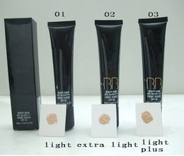 Wholesale Pore Balm - FREE SHIPPING High quality NEW makeup PREP + PRIME BEAUTY BALM SPF 35 BB cream 40ML with name (120 pcs)