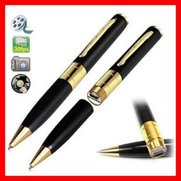 Wholesale Pen Hide Hd Camera - Best Selling HD Spy Camera Pen 30fps 1280*960 AVI Spy Pen Hidden Camera Spy Pen Camera DVR Camcorder