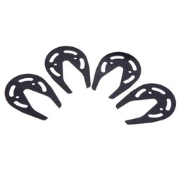 Wholesale Ar Drone Bearings - Brand New Carbon Fiber Motor Protector Bearing Ring Set for Parrot AR Drone 2.0 quadcopter