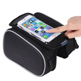 Wholesale Insulated Tube - In the inventory of 5 iphone 5C bicycle, a bag of GPS bag with GPS bag Fast delivery