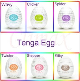 Wholesale Tenga Cup Wholesaler - Wholesale-1pc Japan Male masturbator,Tenga egg cup,silicone artificial pocket pussy,adult sex products for men erotic toys