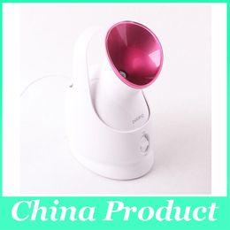 Wholesale Wholesale Facial Steamer - Hot sale Korea Pobling makeup health monitors facial steamer beauty machine for beauty salon acne facial humidifier vaporizer 002667