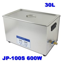 Wholesale Clean Industries - Car industry JP-100S 30L professional automotive parts heavy oil removing Ultrasonic cleaners Auto parts cleaners machine