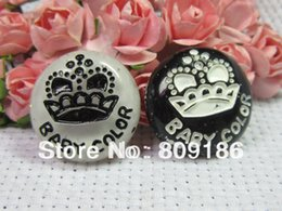 Wholesale Crown Cabochons - Free Shipping! Min. order is $10 (mix order) Resin Flat back crown cabochons for DIY phone case decoration 10PCS lot