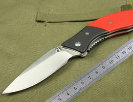 funções da faca do exército suíço Desconto BEE-L06 Hingh Qualidade 8Cr13 57HRC 2.8mm lâmina G10 presente FERRAMENTA de acampamento Facas de caça faca de Presente de Natal OFF241