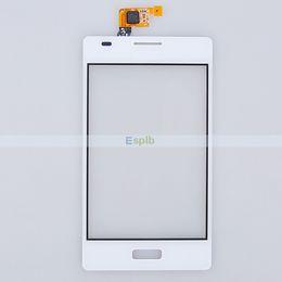 Remplacement en verre de panneau de convertisseur analogique-numérique d'écran tactile pour la couverture avant d'écran de verre de LG Optimus L5 E610 E612 ? partir de fabricateur