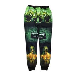 Wholesale Men S Classic Sweatpants - Wholesale-2015 new 3d trousers great rapper tupac 2pac classic images printed sweatpants hip hop pants long mens track pants