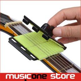 sellette tremolo Promotion Cordes guitare épurateur guitare cordes pour protéger votre guitare livraison gratuite