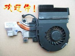 Wholesale I3 Processor Laptops - Original Laptop fan with heatsink for HP 2540P fan heatsink I7 I5 I3 598788-001 598789-001