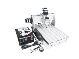 Wholesale Cnc Engraving Milling Machine - CNC 3040Z-DQ 230W Ball screw Router Engraving Drilling and Milling Machine,It suitble forIndustry teaching Arts Creation
