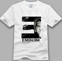 Wholesale Class Clothes Men - Summer Eminem Men T-Shirts World-class rap kings Famous Fashion Rock casual Male mens T Shirt designer clothes