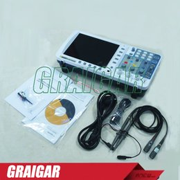 Wholesale Portable Oscilloscope Dso - OWON SDS7102V Portable DSO 100MHz and 1GS s Deep Memory Digital Storage Oscilloscope 2+1 channel LAN & VGA Ports Large 8 inch display