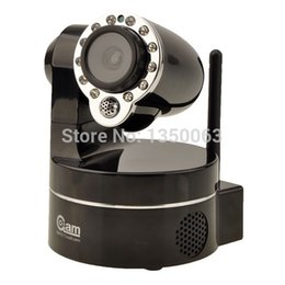 Wholesale Phone Surveillance - 1pcs 480p Surveillance camera,P2P IP,NIP-009OAM Vandal proof,CMOS Security network 12 IR LED light support for Iphone, 3G phone