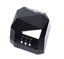 Wholesale Led Uv Light Nail Dryer - Wholesale-Professional LED lights LED uv lamp 36 w gel nail machine dry nails, nail polish machine protection lamp for manicure