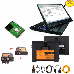 Wholesale Icom Bmw Isis Software - for bmw icom a2 2016 Top-Rated icom A2 B C with software v2016.12 X200t laptop (4g) ready to work isis programming & diagnostic