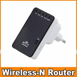 Wholesale Wifi Extender Eu Plug - 300Mbps 802.11b g n 300M wifi Extender Repeater Network Mini wi-fi Finders US EU UK Plug Free DHL OM-CF2