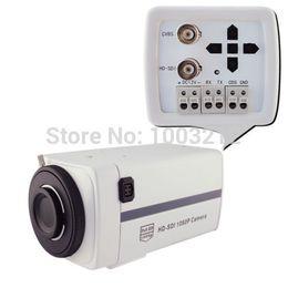 Wholesale Sdi Box - 1080P HD-SDI Color CCTV Security BOX Camera with Motion Detection-No Lens