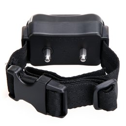 Wholesale Hot Radio - NEW Hot Auto Static Shock Anti No Bark Control Collar for Training Dog Stop Bark T0682