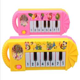 ABS материал дети музыка скрипка игрушки Оптовая детские фортепиано образование игрушки от 3 до 6 лет мультфильм электроника мультфильм игрушки от Поставщики супер игровая приставка